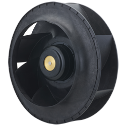 ø250 × 99 mm Centrifugal Fan and Splash Proof Centrifugal Fan